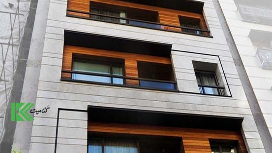 استفاده ازسمنت برد در پوشش ساختمانی!