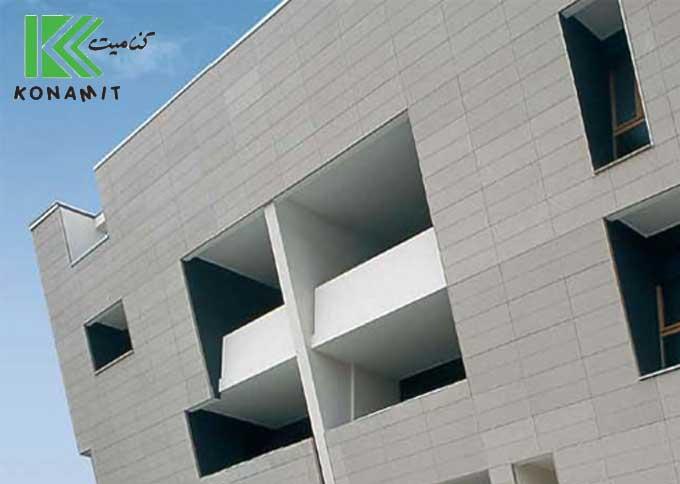 فایبر سمنت مصالحی نوین در ساختمان سازی