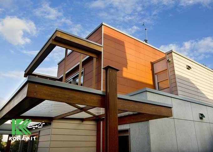 چگونه نمای خانه خود را انتخاب کنیم