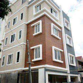 10 نمای ساختمان با فایبر سمنت طرح چوب