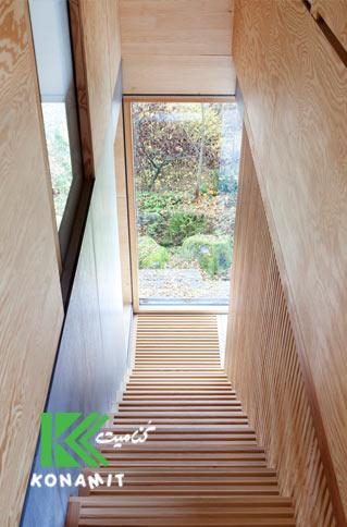 هیجان نمای ساختمان با فایبر سمنت